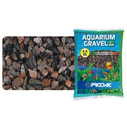 Grava natural oscura  2.5k 2-3mm prodac