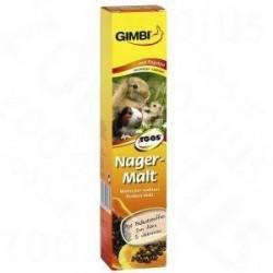 Malta roedores 50g gimbi con papaya