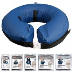 Collar inflable veterinario