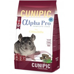 Cunipic alphapro chinchilla 1,75kg