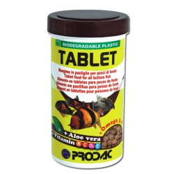 Prodac tablet 1200ml 750g pastillas fondo