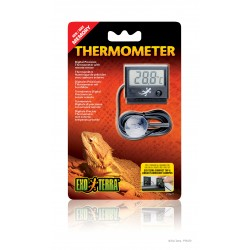 Exoterra termometro digital con sonda para terrario