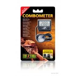Exoterra termometro-higrometro digital con sonda para terrario