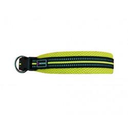"Collar nylon soft 2.5x38/66cm l"" amarillo"""