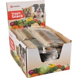 Veggie snack vegetal barra mix 12cm (blister 12 unds)