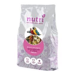 Nutriplus loro y guacamayo mixtura con fruta