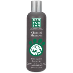 Menforsan champu pelo marron 300ml