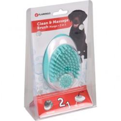 Cepillo limpieza y masaje 2 en 1