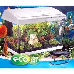 Kit marco eco 59x40x31cm 51l (73cm3) blanco s/termocal led