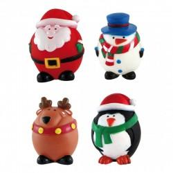Navidad vinilo bola imagenes 7cm