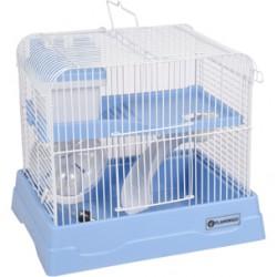 Jaula hamster dinky 30x23x26cm completa