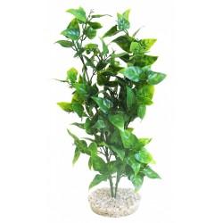 Planta plastico hojas corazon sydeco 32cm