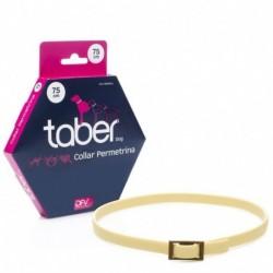 Taberdog collar permetrina 75cm beige