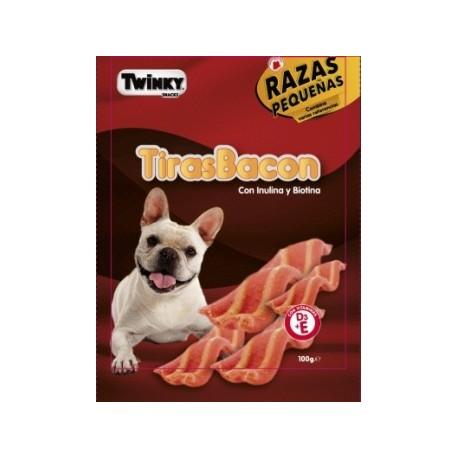 Golosina Twinky bacon 100gr razas pequeñas