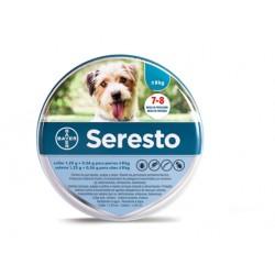 Collar insecticida seresto perros hasta 8kg