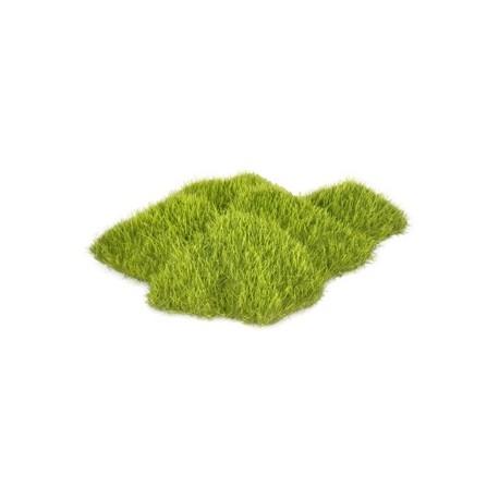 Roca mini con musgo 9x6x2cm