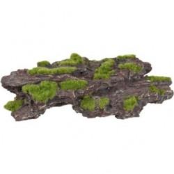 Roca con musgo 30x12x9cm