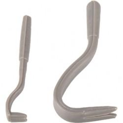 Pinzas para garrapatas (2 unidades)
