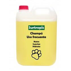 Surtropic champú frecuencia 5L aroma plátano