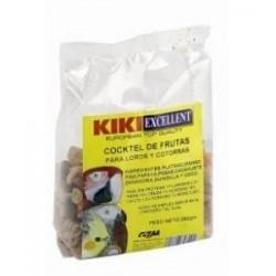 Kiki cocktel frutas loros 300gr