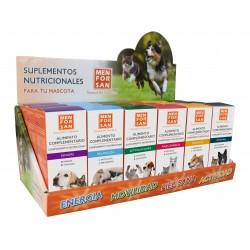 Menforsan suplementos nutricionales expositor 120ml