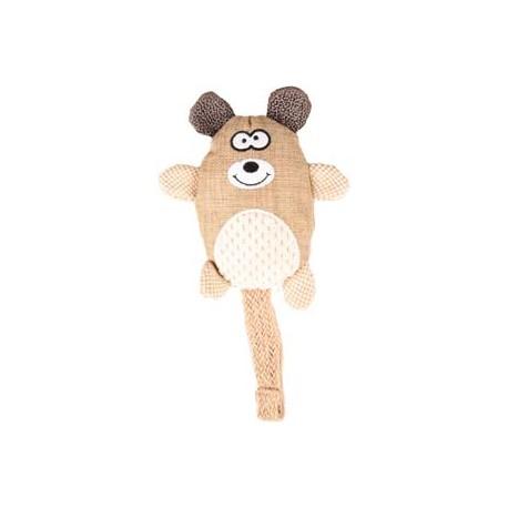 Juguete oso Tura con sonido 25x13x17cm