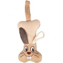 Juguete Tura conejo con sonido 29x10x18cm