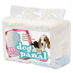 Pañal perro xxs (12) hasta 2kg