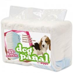 Pañal perro xs (12) de 2-4kg