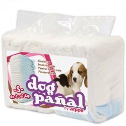 Pañal perro s (12) de 4-7kg