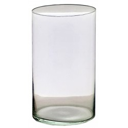 Pecera cilindrica 30x18cm 7.5l