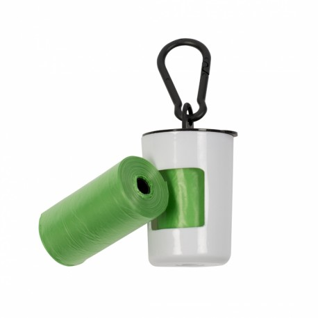 Recogedor higienico tubo +2 recambio bolsa biodegradables
