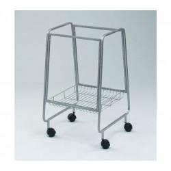 Pie para jaula agora-chenoa con ruedas
