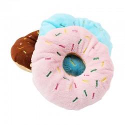 Donut peluche colores surtidos 11x11cm