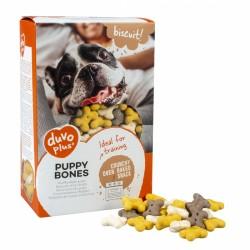 Galleta huesito puppy bones 500gr duvo