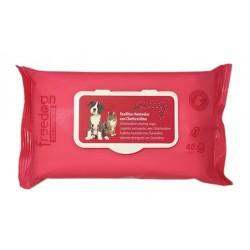 Toallitas higienicas 28x18cm (40) clorhexidina freedog