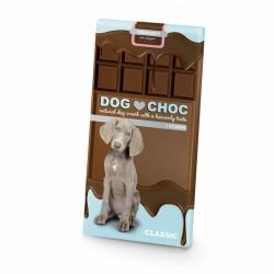 Tableta chocolate dog choc classic 100gr