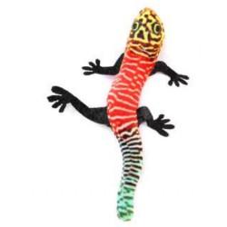 Juguete gato lagarto multicolor 16cm freedog