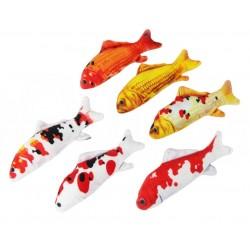Peluche pez de color 19cm