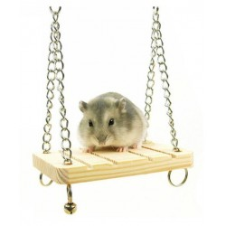 Columpio hamster 10.5x7x2cm