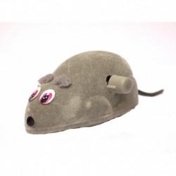 Raton mecanico de cuerda