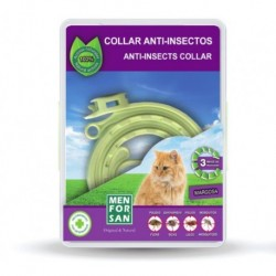 Menforsan collar anti-insectos natural gato